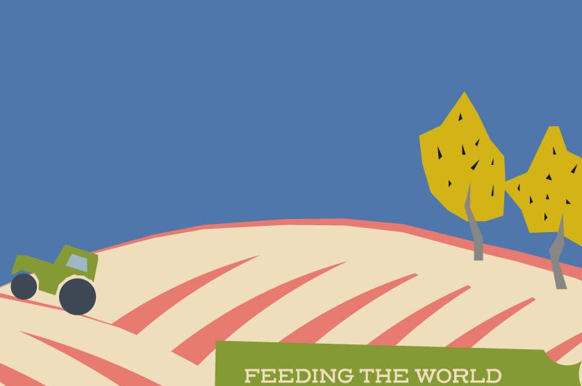 Como alimentar mais pessoas com menos alimentos?