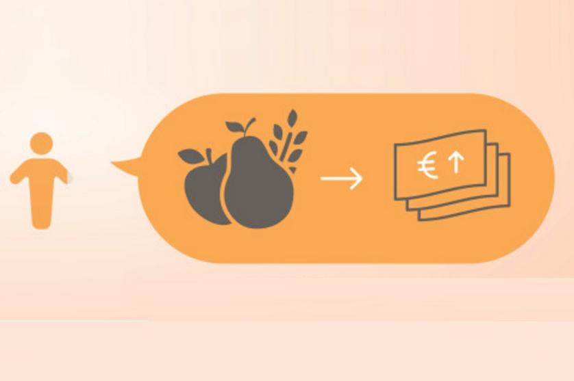 Consumidores europeus desconhecem os desafios da alimentação mundial.
