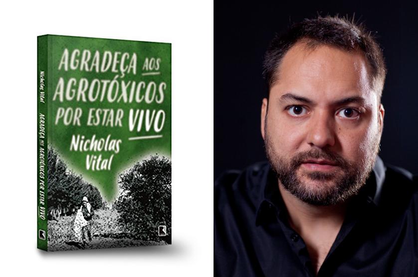 """Nicholas Vital: """"A população, cada vez mais urbana, desconhece os métodos modernos de produção de alimentos""""."""
