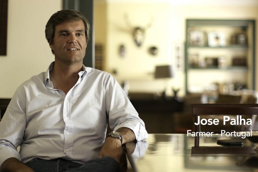Produtor Português em documentário europeu sobre eficiência na produção agrícola