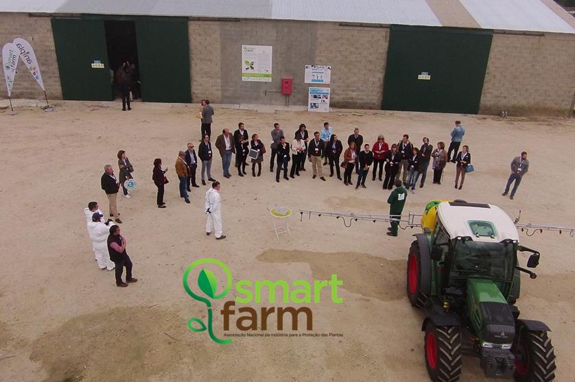 Menção Honrosa para SMART FARM