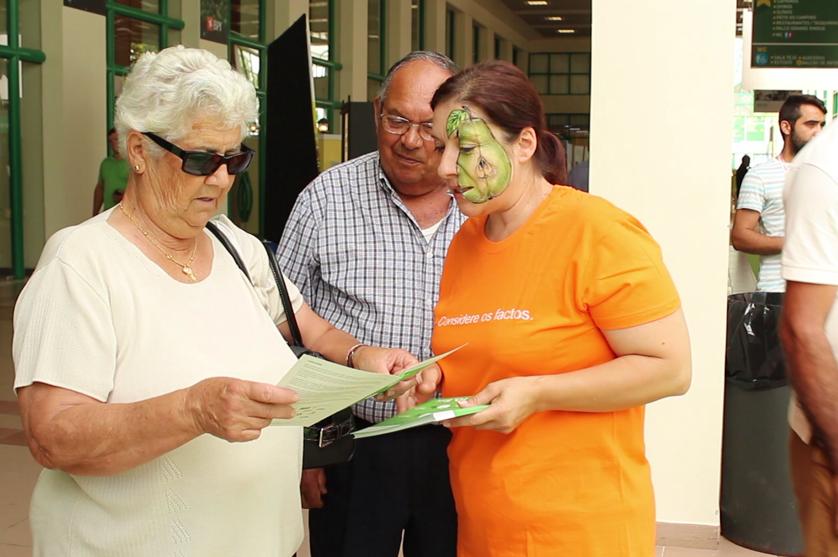A ANIPLA está hoje na Ovibeja para escutar os consumidores e apelar à proteção da produção nacional.