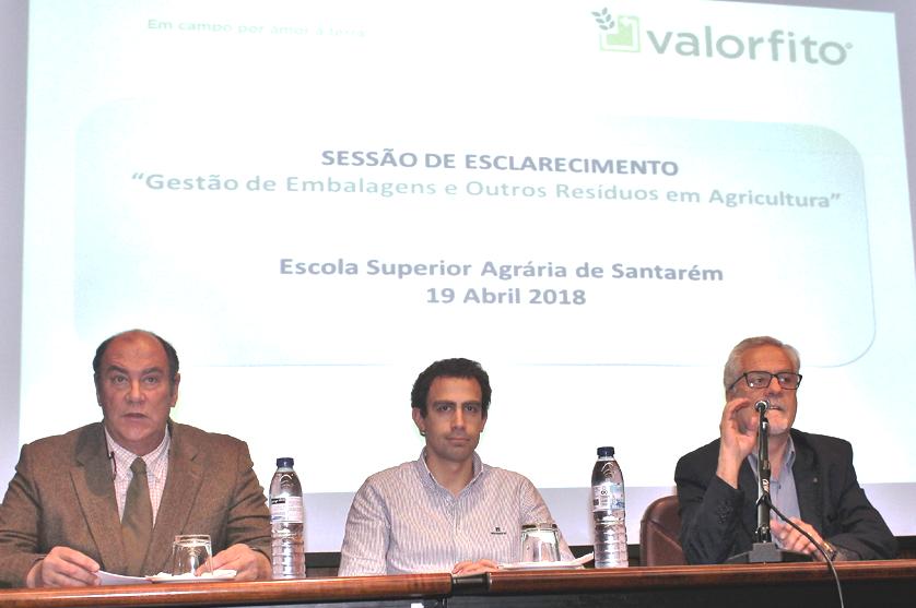 Valorfito organizou sessão de esclarecimento em Santarém.