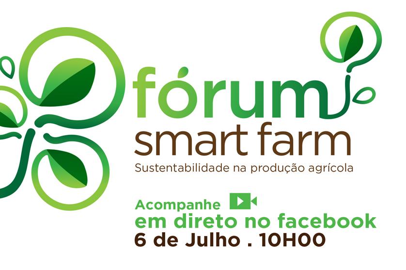 Fórum Smart Farm: sustentabilidade e futuro da agricultura a debate