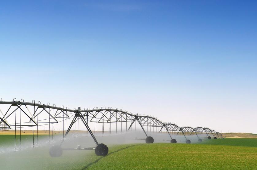 Reutilização de água para irrigação agrícola mais fácil