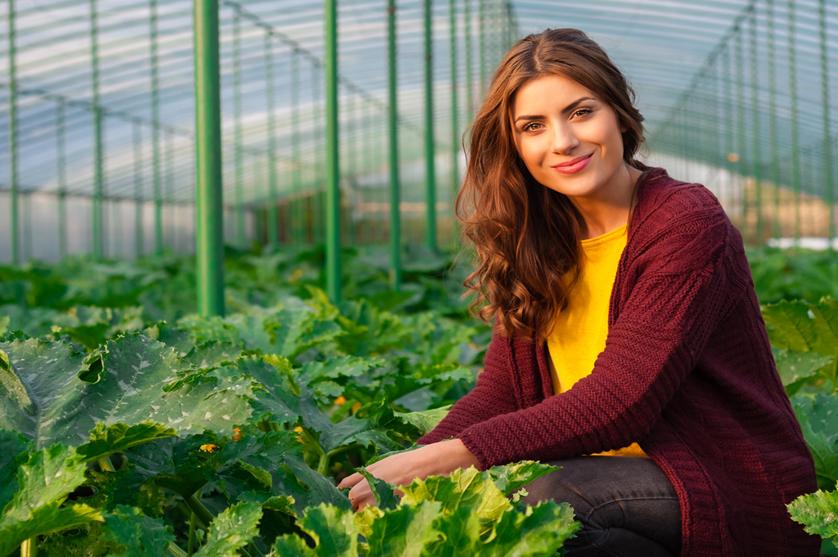 Mais mulheres na agricultura precisam-se!
