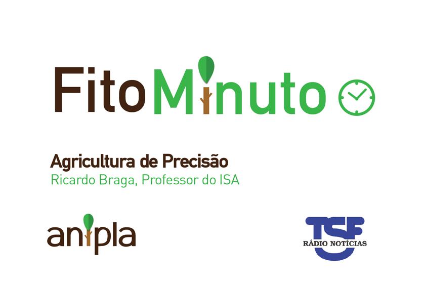 Fito-minuto sobre Agricultura de Precisão – Entrevista a Ricardo Braga