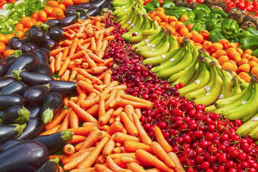 Para alimentar o planeta até 2050 é preciso menos carne e mais verduras e fruta