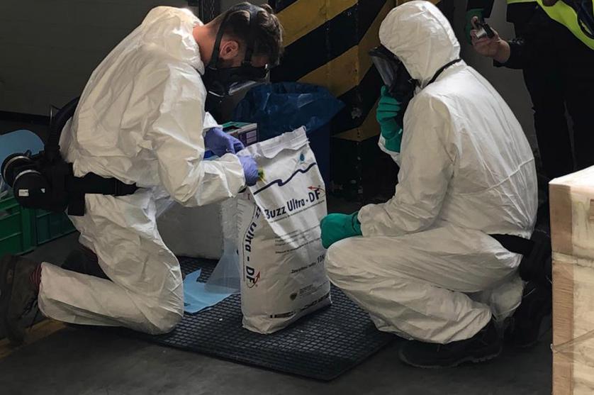 Operação Internacional da Europol apreende 71 toneladas de Fitofármacos ilegais em Portugal
